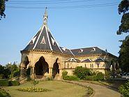 Mortuary Station Garden