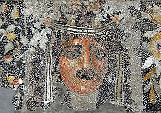 Mosaic from the Insula of the Jewellery 04