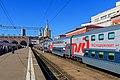 Moscow Kazansky Station TVZ doubledecker train 08-2016 img1.jpg