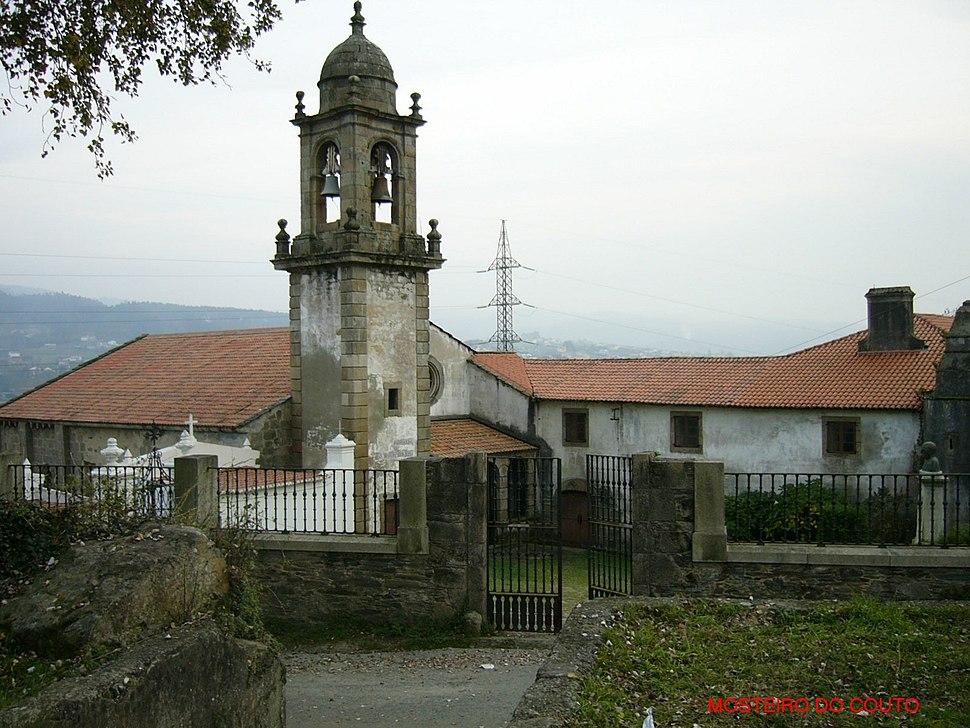 Mosteiro de San Martiño de Xuvia (O Couto)