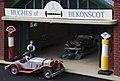 Motor garage, Bekonscot.JPG