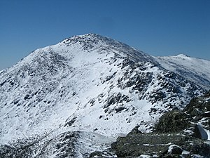Mount Adams (New Hampshire) - Mount Adams viewed from the summit of Mount Madison