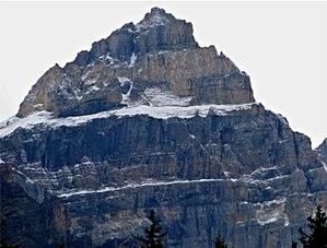 Mount Perren - Mount Perren