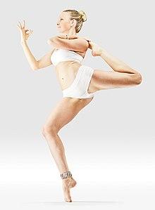 220px Mr yoga tip toe dancer pose yoga asanas Liste des exercices et position à pratiquer