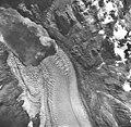 Muir Glacier, tidewater glacier terminus and glacier remnents, September 17, 1966 (GLACIERS 5701).jpg