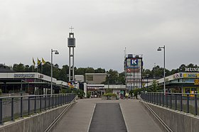 Munkkiniemi ostoskeskus