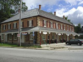 Flesherton Former Village in Ontario, Canada