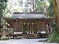 Murouji-ryuketsu-jinja haiden.jpg