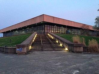 Murphy Center - Image: Murphy Center Exterior