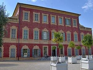 Musée Matisse (Nice) - Image: Musée Matisse Nice