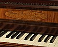 Musée de la musique Paris 10022019 Piano Erard Frères 1791 Marque 1314.jpg