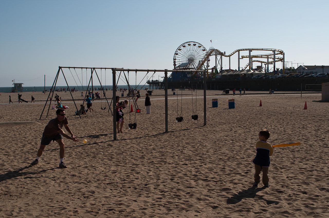 Santa Monica Beach Pier Hotels
