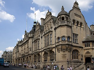 Oxford Town Hall town hall, entertainment venue and museum building in Oxford, England