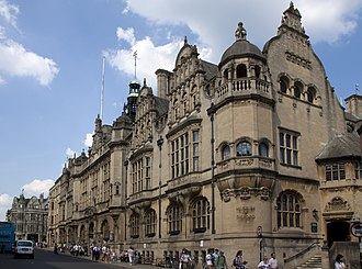 Oxford City Council - Image: Museum of Oxford (5652685943)