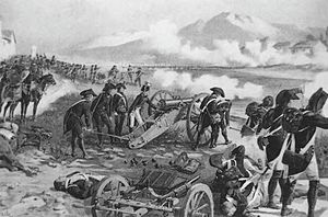 Battle of Lodi - After seizing the bridge over the Adda, the French defeated the Austrians and proceeded to occupy Milan