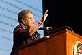 Myrlie Evers-Williams at Missouri Theatre 05.jpg