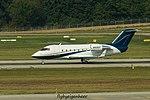 N42EE Canadaair CL-2B16 Challenger CL601-3A CL60 (29961800775).jpg