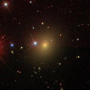 SDSS-Aufnahme der Galaxie NGC 20