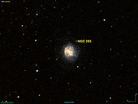 Image illustrative de l'article NGC 255