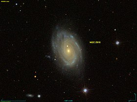 Image illustrative de l'article NGC 2916