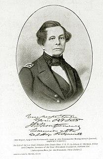 John D. Sloat Military Governor of California