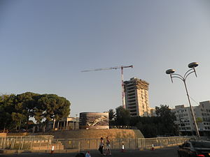 Eleftheria square - Image: NICOSIA, 11 AUGUST, 2011 255