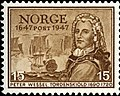 NK361 norwegian stamp Tordenskiold.jpg
