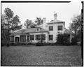 NORTH SIDE - Lowe-Turner House, 88 Keys Ferry Street, McDonough, Henry County, GA HABS GA,79-MCDO,1-4.tif