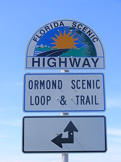 Ormond Scenic Loop and Trail