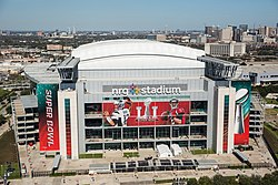 NRG stadium prepared for Super Bowl Li (32513086661).jpg