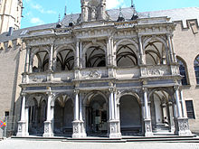 Кельн здание городского управления фото и описание