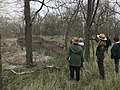 NTIR Staff explain details about Rock Creek Crossing in Council Grove, KS - 7 (f33746cd7720476482427e0e3145edcb).JPG