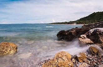 Nabas, Aklan - Image: Nabas Seascape