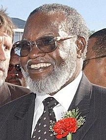 Namibia-Under Sydafrikas styre-Namibia.SamNujoma.01