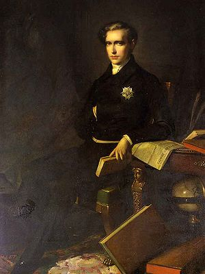 Line of succession to the French throne (Bonapartist) - Image: Napoleon II., Herzog von Reichstadt