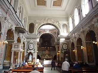 Sant'Anna di Palazzo - Interior