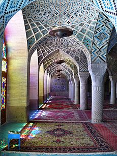 Image illustrative de l'article Mosquée Nasir-ol-Molk
