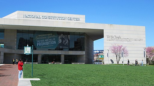 National Constitution Center - Virtual Tour