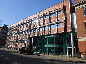 National Oceanography Centre - NOC Liverpool location