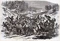 Negroes Being Driven South By the Rebel Officers (November 1862), by Harper's Weekly.jpg