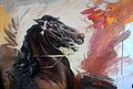 Neighing Horse, Alim Adilov.jpg