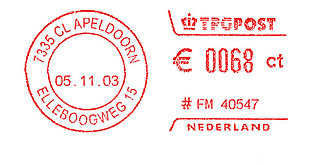 Netherlands stamp type QC1.jpg