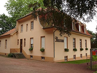 Neutral Moresnet - Local museum dedicated to the former territory