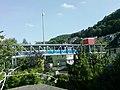 Neue Brücke statt Bahnübergang - An der grossen Brücke - panoramio.jpg