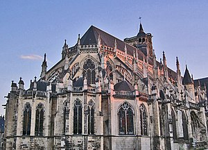 Roman Catholic Diocese of Nevers - Nevers Cathedral