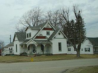 New Richmond, Indiana - Image: New richmond house