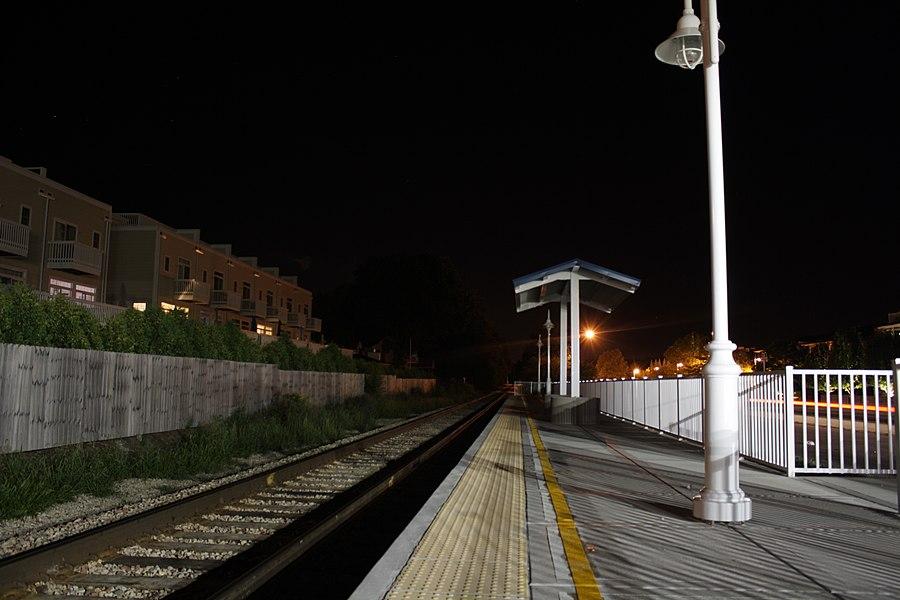 New Buffalo station