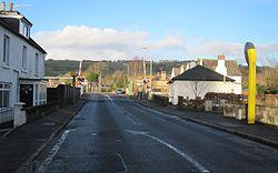New level crossing enforcement cameras in Dingwall (15856972568).jpg