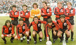 Newell's Old Boys - The Newell's O.B. team that won the 1987-88 Primera División championship
