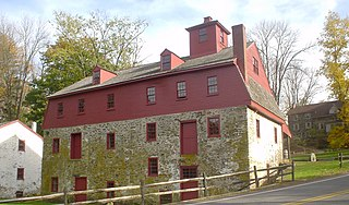 Newlin Mill Complex United States historic place